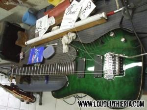 Custom 7 cordas