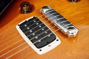 Pontes fixas para guitarra