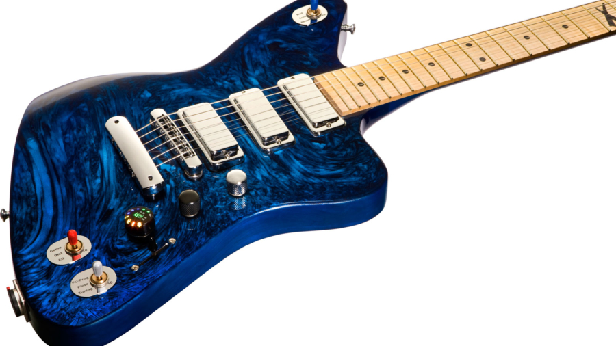 Gibson-Firebird-X-Bluevolution