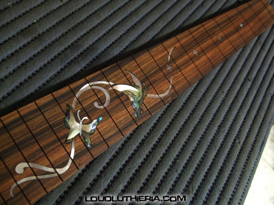 Inlay de borboleta